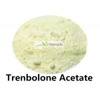 Buy cheap Trenbolone Acetate Hormone Steroid CAS 10161-34-9 Raw material for Bodybuilding gain Energy product