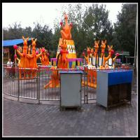 Buy cheap outdoor playground entertainment park kangaroo jumping rides product
