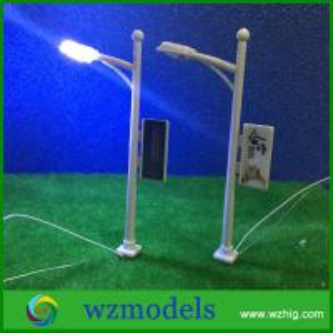 Buy cheap échelle simple 1/200 de la disposition N de modèle de lampadaire de lumières de tête de parc de jardin de rue de l'échelle LED product