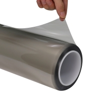 Buy cheap 170° 100um Transparent Holographic Rear Projection Film product