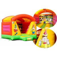 Buy cheap Safety Waterproof Pink Inflatable Jumping Bounce House With 24 Months Warranty from wholesalers