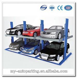 Buy cheap El precio hidráulico/el coche de la elevación del coche levanta para los garajes/la elevación caseros del aparcamiento del nivel del coche Lifter/2 product