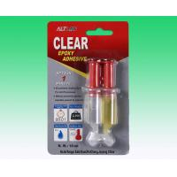 Buy cheap 10ml All Purpose Super Epoxy Glue Clear 1 Minute Instant Bond AB Adhesive product