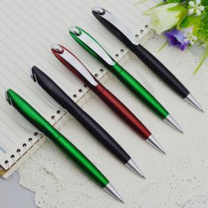 Buy cheap Bolígrafo promocional plástico de encargo barato de la pluma de bola de la publicidad del nuevo diseño de la fábrica product