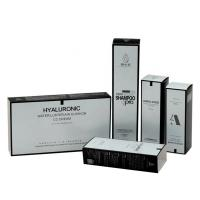 Buy cheap Rectangle Skin Care Cosmetic Box Packaging / Custom Printed Cosmetic Paper Box product