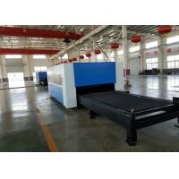 China Durable CNC Fiber Laser Cutting Machine Industrial Laser Cutter With Perfect Cooling System on sale