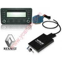Buy cheap Renault VDO USB SD AUX MP3 Interface Adapter (YATOUR Car Digital CD Changer) product