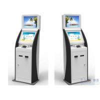 17 inch / 19'' Bill Payment Self Service Kiosk Terminal With with touchscreen kiosk with cash and coin accepter