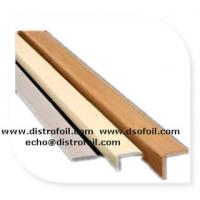 China Wood grain Hot transfer foil for PS wholesale