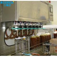 Buy cheap Automatic linear type palm oil filling machine for olive cooking sunflower oil in bottle product