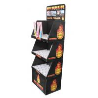Buy cheap display stand, vertical hook display stand, paper display stand, paper display pile head, POP display stand product