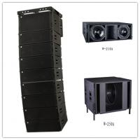 Buy cheap Pro Sound Equipment Church Line Array Speaker Dual 12 Inch Theater Audio product