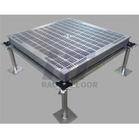 Buy cheap Convenient Removable Raised Access Flooring Aluminium For Dustless Chamber product