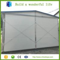 China small prefab modern folding homes camp steel house design China supplier on sale