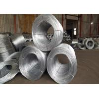 Buy cheap Low Carbon Steel And High Carbon Steel , Hot - Dipped Galvanized Binding Wire 0.2mm-4mm from wholesalers