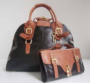 China chloe leather handbags on sale