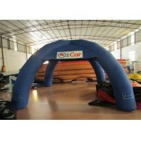 Buy cheap Exhibition Waterproof Inflatable Event Tent 5 X 5m 0.9mm Pvc Tarpaulin Silk Printing product