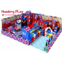 Buy cheap Naughty Indoor Playground Equipment , Large Size Indoor Playroom Equipment Castle product