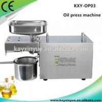 Buy cheap Wholesales price professional design small oil press machine for sale moringa seeds oil rate product