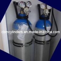 Buy cheap Ambulance Equipped Breathing Oxygen Supply Unit Emergency Rescue Oxygen Cylinder Sets product
