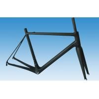China Di2 Carbon Fiber Road Bike Frame of Internal Cable Routing HT-R066 Normal Weight on sale