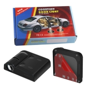 Buy cheap LED 3D 6.3cm Door Projector Lights , 5w Wireless LED Car Door Projectors product