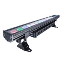 Buy cheap Outdoor IP65 18X10W RGBW 4in1 Pixel Matrix Control LED Wall Washer DJ Bar Light for Wedding product