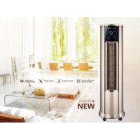 Buy cheap Low Noise Warm Air Conditioner , Hot Air Vertical Fan Heater With LCD Touch Switch product