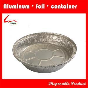 Quality Round 9' Cake Pan Disposable Aluminium Foil Pans,Fruit plate/Vegetable Pan for sale