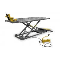 Buy cheap Scissor 1500lbs Electric Hydraulic Motorcycle Lift Table product