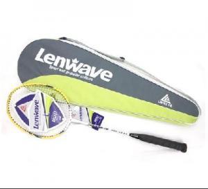 Buy cheap Aluminum carbon badminton racket product