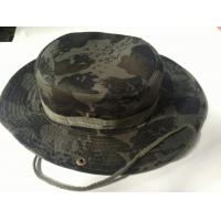 Buy cheap Men's Cheap Custom Hat Striped Woodland Desert Camouflage Boonie Hat product