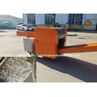 Buy cheap Fireworks Paper Recycling Rag Cutting Machine NewsPaper Kraft Paper Book Shredder product