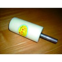 Buy cheap Low Noise Conveyor Guide Rollers Used In Power Industrial With LYC Bearing from wholesalers