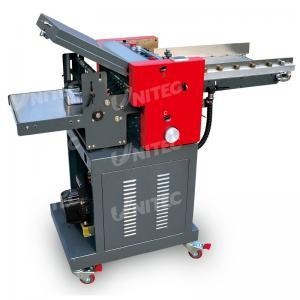 Buy cheap 950W Electric Paper Folder Machine HB 382SA 28000Sheets / h product