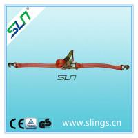 Buy cheap High quality for Ratchet tie down cargo with end fittings product