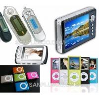 China Portable Media Players- MP3 / MP4 Player for Sale! on sale