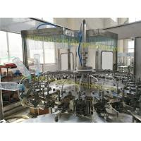 China Isobaric Filling Carbonated Beverage Bottling Equipment 7000BPH For Energy Drink on sale