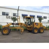 Buy cheap used year -2014 CAT 140k grader for sale, Grader Heavy Equipment With Push Block product