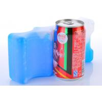 Buy cheap Promotional Portable Reusable Cold Gel Packs HDPE Plasitc For Lunch Box product