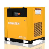 Buy cheap China good price stationary 10hp 7.5kw screw air compressor 8bar product