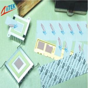 Buy cheap Отсутствие потребности подогревая розовый термальный материал интерфейса фазового перехода на тетрадь 0,95 В/мК product