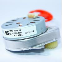 Buy cheap Snp Ac 115v Electrical  Micro Electric Motor 1 Rpm  Low Power Consumption product