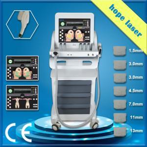Buy cheap máquina estupenda del hifu de la calidad para el retiro de la pérdida de peso/del lifting facial/de la arruga product