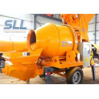 Buy cheap Professional Towable Concrete Pump from wholesalers