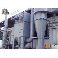 Buy cheap Pulse Jet Bag Filter Dust Collector For Cement Plant / Thermal Power Plant product