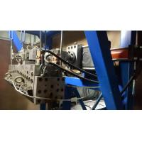 Buy cheap High Strength Plastic Sheet Extrusion Line , PVC Water Leaking Sheet Extrusion Machine product