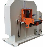 Buy cheap Height Adjustable Tape Wrapping Machine 1550mm*1350mm*1450mm Low Noise product