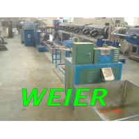 China PP / PE / ABS Plastic Recycling Machine , SJ-90 Cold Cutting Pelletizing Line on sale