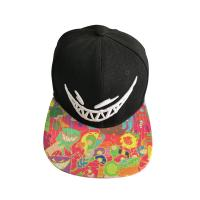 Buy cheap Men And Women'S 5 Panel Camper Hat Spring Outdoor Flat Top Style product